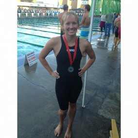 Lauren Silver Medal
